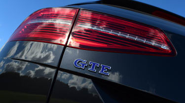 Volkswagen Passat GTE - tail light