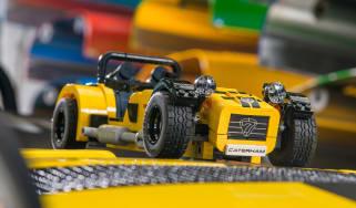 LEGO Caterham 620R - front quarter