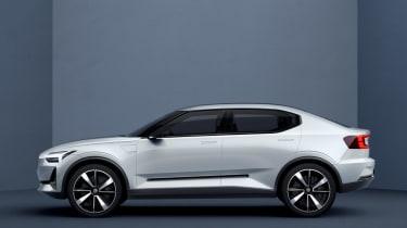 Volvo 40.2 Concept (Volvo V40 2018) side