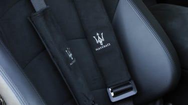Maserati GranTurismo MC Stradale seats