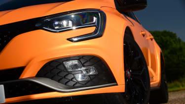 Renault Megane RS - front detail