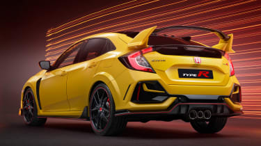 Honda Civic Type R Limited Edition - rear