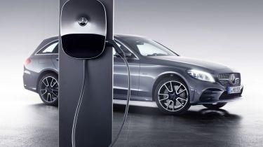 Mercedes C-Class diesel hybrid