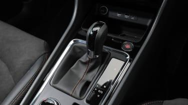 Cupra Ateca - gearstick