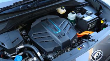 Kia e-Niro - engine