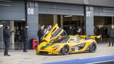 McLaren P1 GTR - static