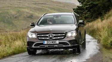 Mercedes E-Class All-Terrain - full front