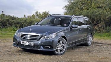 Mercedes E350 CDI Estate