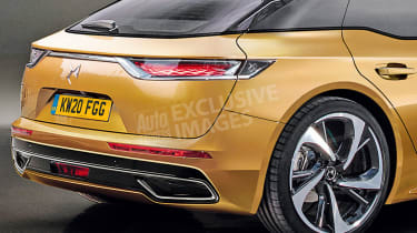 DS 8 - rear detail (watermarked)