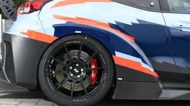 Hyundai RM19 - rear wheel