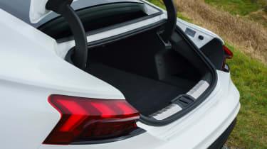 Audi e-tron GT - boot
