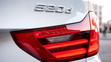 BMW 5 Series Touring - rear light