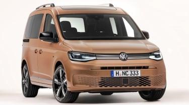 2020 Volkswagen Caddy - front static