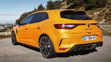 Renault Megane R.S. - rear static