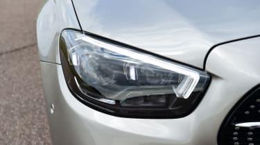 Mercedes E-Class - headlight