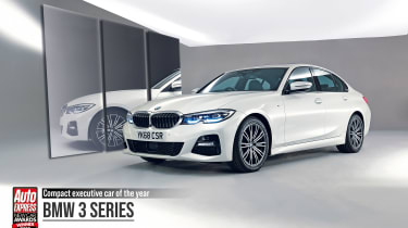 BMW 3 Series - 2019 Compact Executive Car of the Year