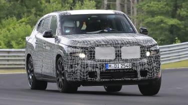 BMW X8 - 2021 spyshot 1
