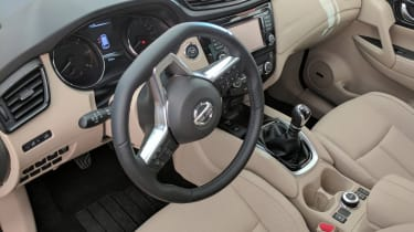 Nissan X-Trail - interior reveal