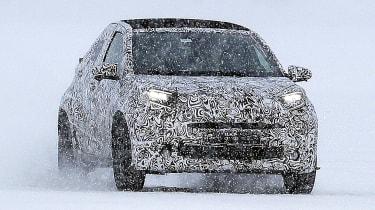 Toyota Aygo - spyshot 1