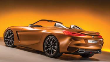 BMW Concept Z4 - rear