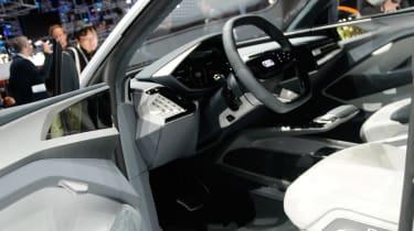 Audi e-tron Sportback concept - interior