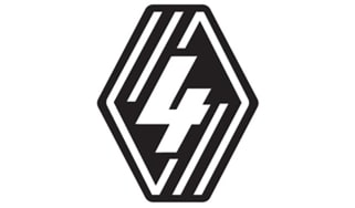Renault 4 badge