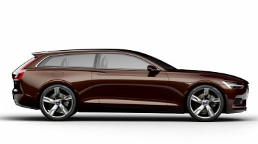 Volvo Concept Estate - design award