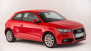 Used Audi A1 - front