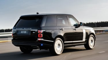 Range Rover Sentinel rear