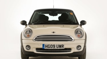 Used MINI Cooper - full front