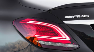 Mercedes-AMG C 43 - rear light