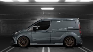 Ford Transit Connect MS-RT side