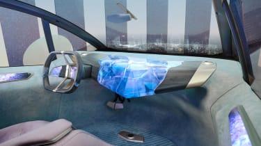 BMW i Vision Circular concept - dash