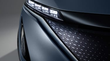 Nissan Ariya concept light