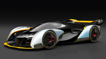 McLaren Ultimate Vision Gran Turismo - front