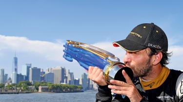 Jean-Eric Vergne Formula E 2018 winner