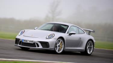 Porsche 911 GT3 - front track