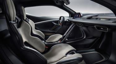 Lotus Evija front seats