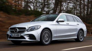 Mercedes C-Class Estate - front