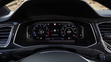 Volkswagen T-Roc - dials