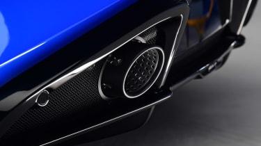 Lotus Emira - exhaust