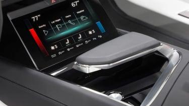 Audi Virtual Dashboard - screen