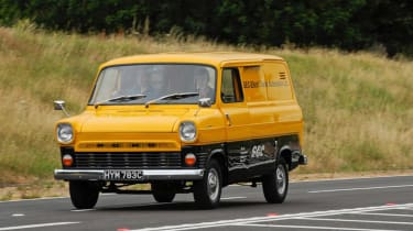 Ford Transit feature