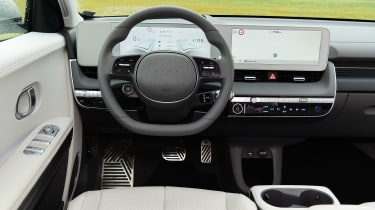 Hyundai Ioniq 5 - dash