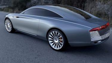 Cardi Concept 442 - rear three quarter