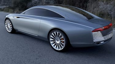 Cardi Concept 442 - rear three quarter