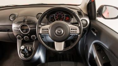 Used Mazda 2 - dash