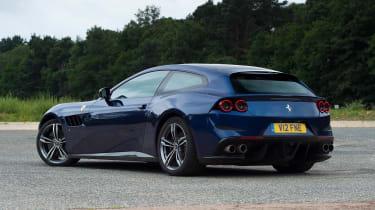Ferrari GTC4 Lusso - rear static