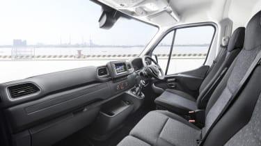 2019 Vauxhall Movano cab