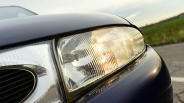 Ford Fiesta Mk4 - light